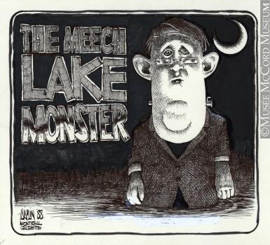 Monstre du Lac Meech